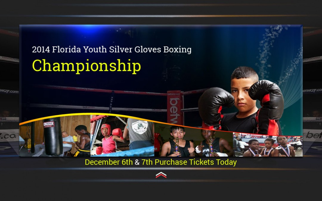 2014 Florida Silver Gloves Youth Boxing Championship