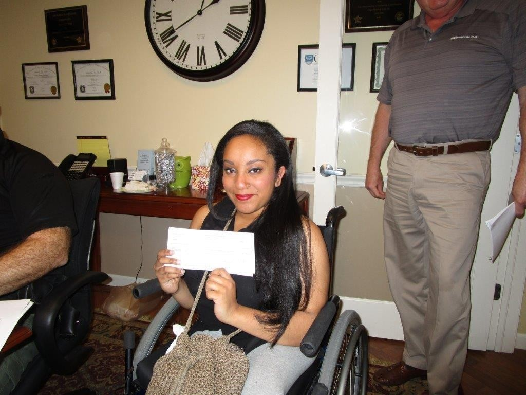 Nia Williams Scholarship From Cops Helping Kids Florida